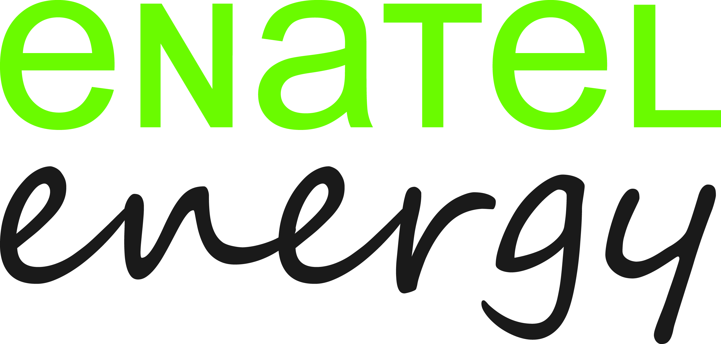 Enatel Energy Logo Coloured